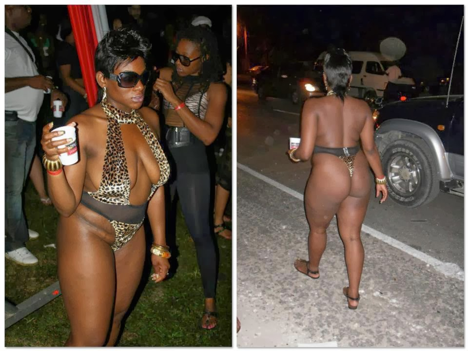See How This Naija Babe Expose Her Body Completely Naked -6615